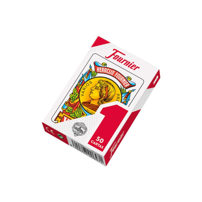 BARAJA ESPAÑOLA FOURNIER Nº1 50 CARTAS