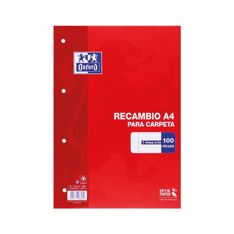 RESMILLERÍA 100h OXFORD HORIZONTAL