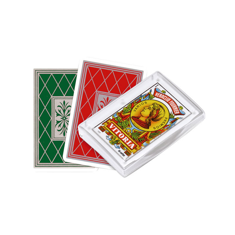 BARAJA ESPAÑOLA FOURNIER Nº27 50 CARTAS