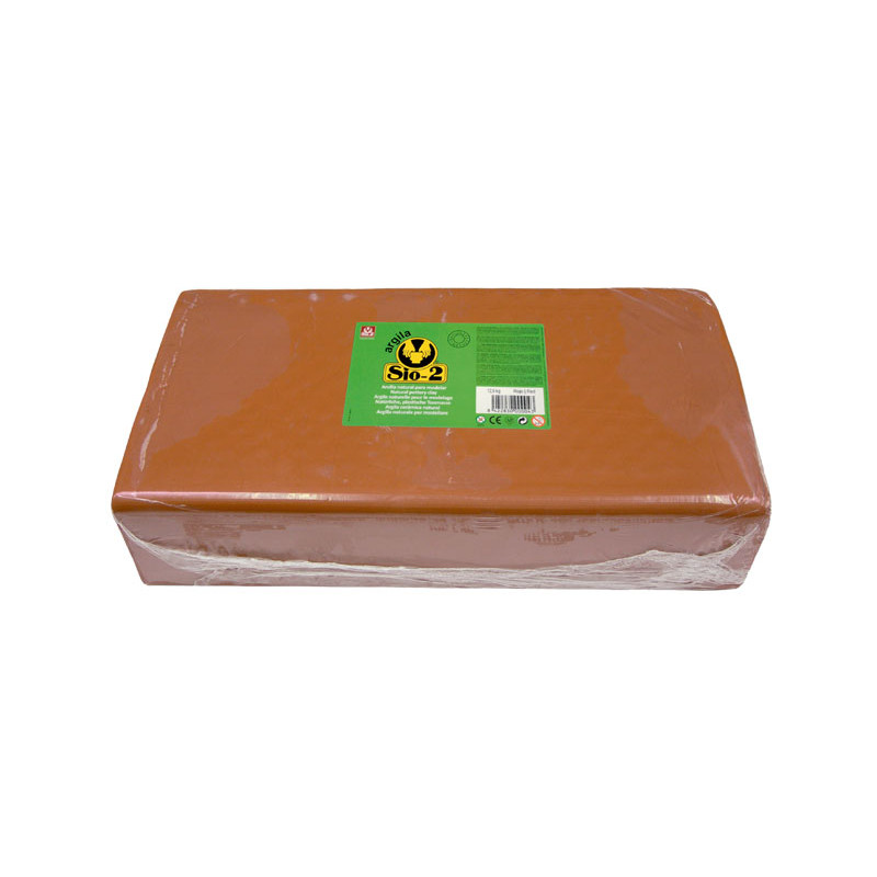 PAQUETE ARCILLA SIO-2 12.5kg